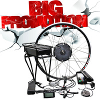 Ebike батарея 36 В E велосипед Conversion Kit 250 Вт/350 Вт/500 Вт колесо электрического байка двигатель ЖК дисплей/светодиодный дисплей MTB дорожный Бики Ebike