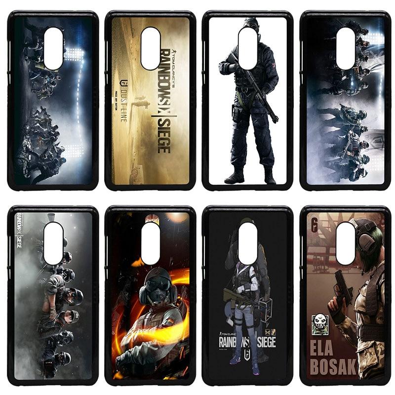 Hot rainbow six siege operation cell phone case hard - Rainbow six siege phone ...