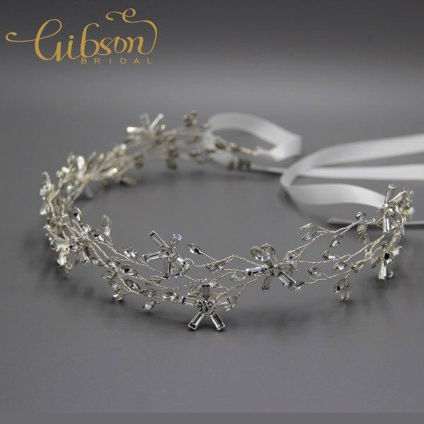 Free Shipping Marquise Crystal Bridal Headpiece Elegant Hair Vine Headband  Wedding Hair Accessories 9e1b3bfd1c0