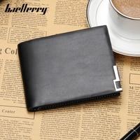 Fashionable Brand Short Chess Wallet Men S Leather Wallet Designer Man Bag Zipper Bag Money Solid