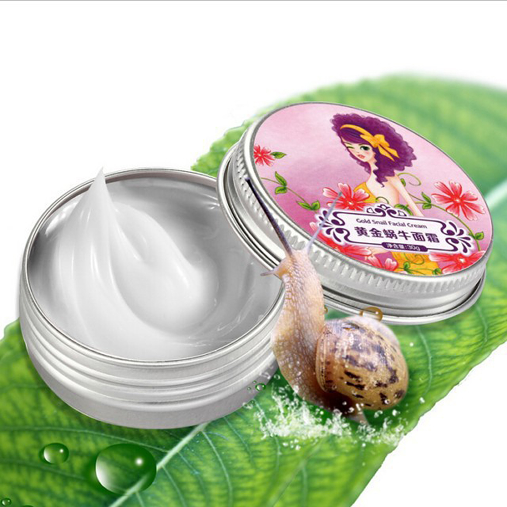 AFY Snail Cream Face Skin Care Reduce Scars Acne Pimples Anti Winkles Aging Cream Instantly Ageless
