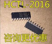Frete Grátis! 2 pçs/lote HCTL-2016 HCTL2016 DIP Quadrature Decoder/Contador Interface ICs DIP-16