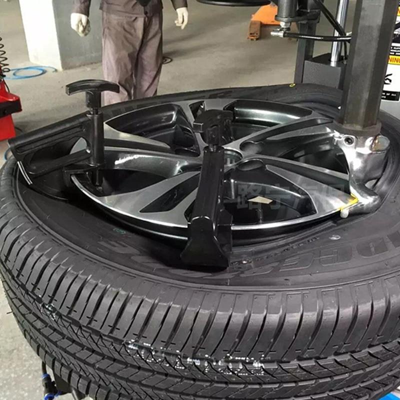 Neue Hohe Qualität 1 stück Auto Auto Reifen Wechsler Bead Clamp Drop Zentrum Werkzeug Universal Felge Hebeln Rad Ändern Helfer