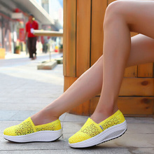 Fashion New Women Shoes Lace Sexy Hollow Out Summer Casual Breathable Solid Color Ladies Tenis Feminino Zapatos Mujer Size 36-40