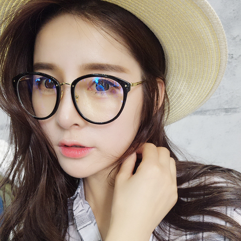 a5626385035 New thread glasses frame with lenses