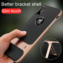 For iPhone XS XS MAX XR 6 6s 7 8 Plus X Case Cases PC Frame