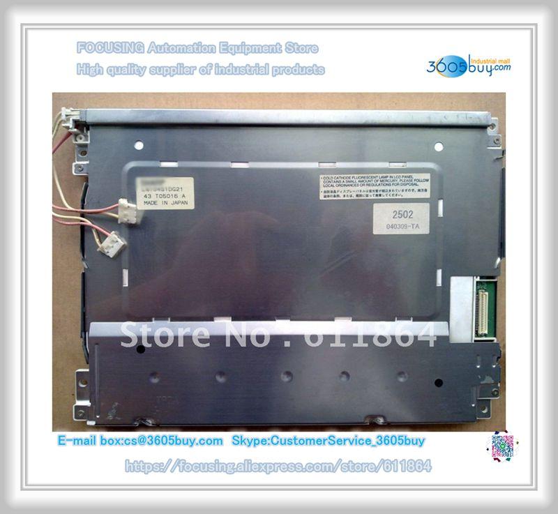 10.4 inch 800*600 LQ104S1DG21 TFT LCD Panel Screen Display dhl ems 1 pc sh lcd display 12 1 inch lq121s1dg42 800 600 f4