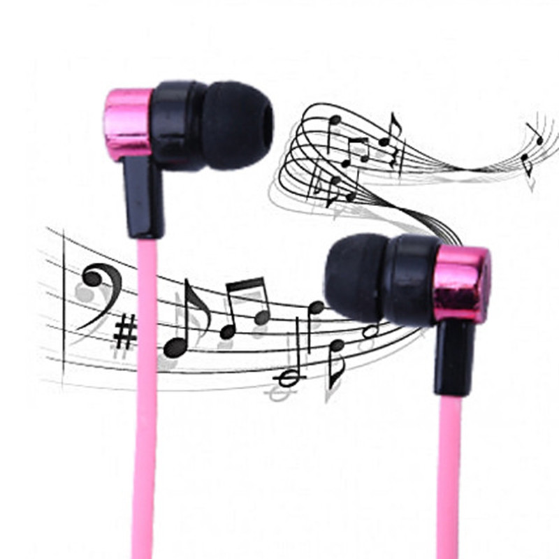 Original Sport Earphone Bluetooth Wired Earphone Earphone Bass Stereo In Ear Noise Isolating Headset with Mic for Cell Phone Pc