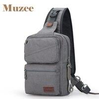 Muzee 2017 New High Capacity Waist Bag Three Colors Crossbody Bag Winter Summer Handbag