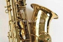 Классический Сельма Mark VI альт-саксофон Eb Мелодия музыкальный инструмент с золотым покрытием Sax с нейлоновый чехол Аксессуары; Бесплатная доставка
