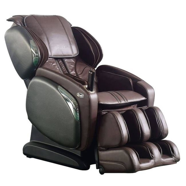 OnlineGymShop CB17236 OS 4000LS Osaki Zero Gravity L Track Heated Massage  Chair Brown