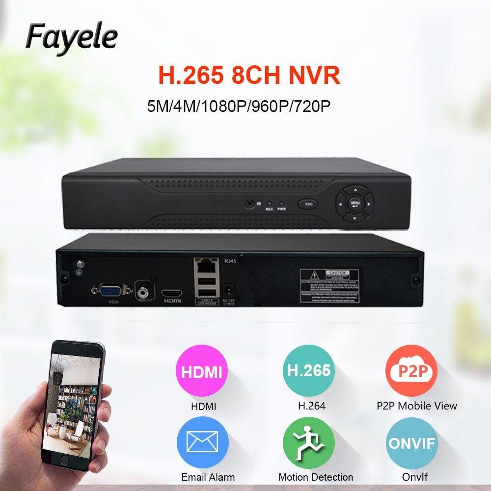 Security H.265+ 8CH HD IP 1080P NVR 3G WIFI 5MP 4MP Surveillance Network Video Recorder Onvif P2P Mobile View Motion Detection gadinan h 265 h 264 32ch 4mp 24ch 5mp cctv nvr two way audio security network recorder ip p2p nvr onvif 3g wifi cms 4 hdd ports