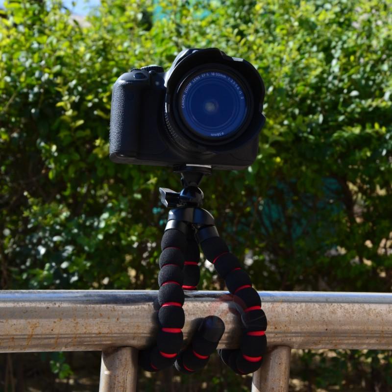 Octopus-Tripods-Stand-Spider-Flexible-Mobile-Mini-Tripod-Gorillapod-For-iPhone-GoPro-Canon-Nikon-Sony-Camera