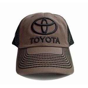 Image 5 - 野球キャップチームレースモーターヴィンテージキャップ綿トラック運転手の帽子屋外スポーツのカジュアルメンズキャップお父さん帽子骨