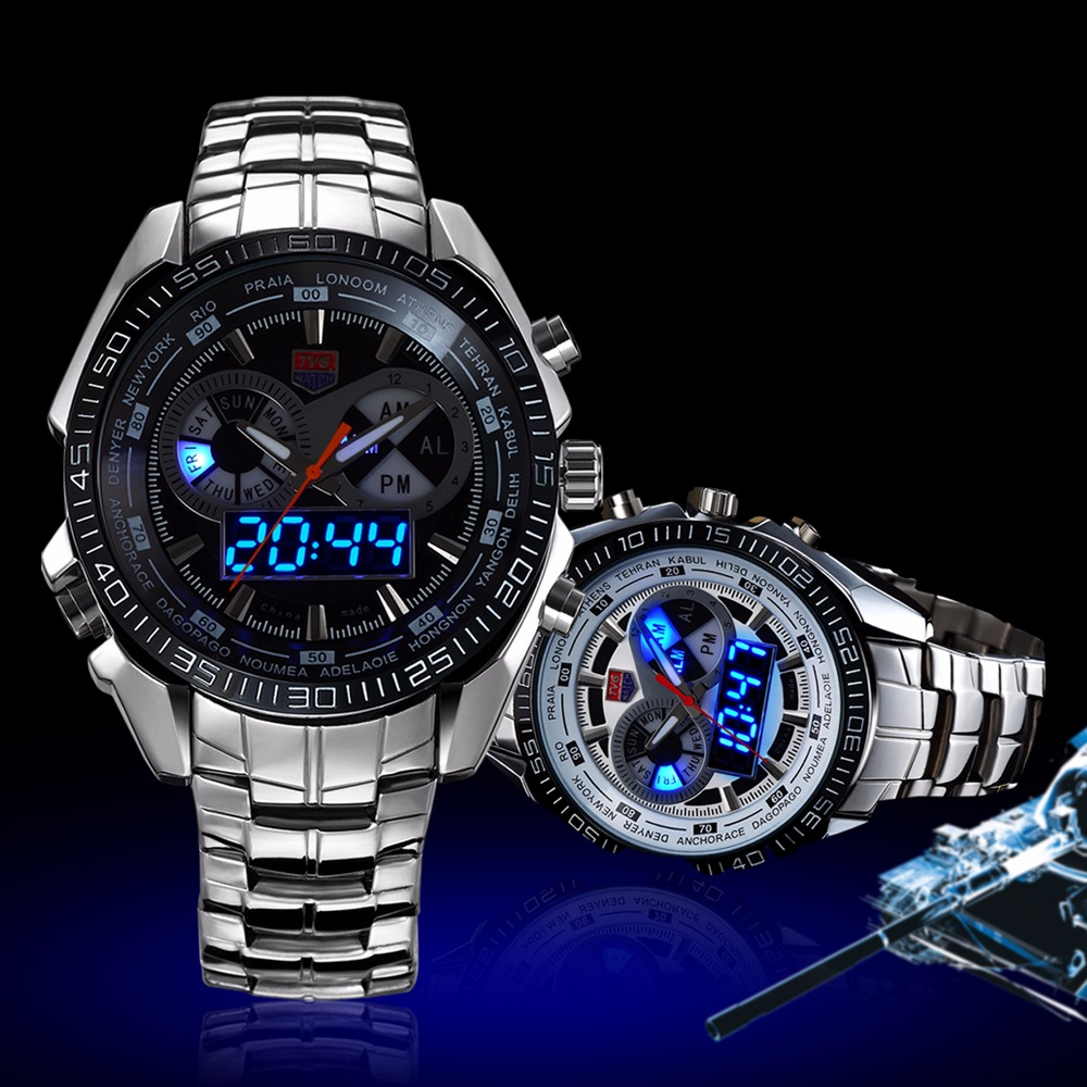 Valentinstag Geschenk Mode-liebhaber Uhren Woonun Famous Brand Männer Voller Stahl Quarz Ultradünne Uhren Paar Uhren Verkaufsrabatt 50-70% Uhren