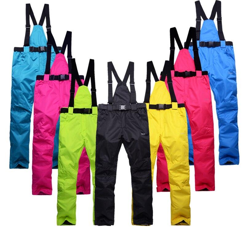 2016 free shipping ski pants font b women b font waterproof windproof font b snow b