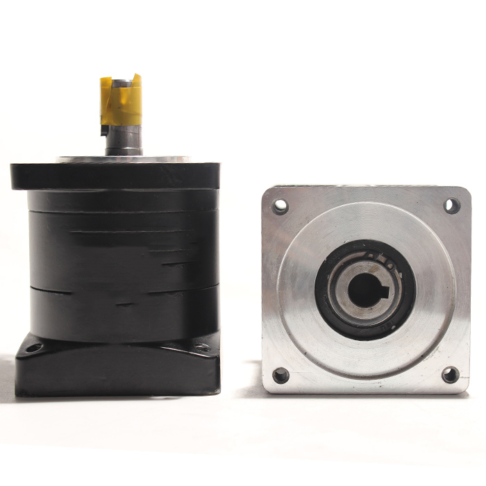 High Precision China 16:1 Ratio Speed Reducer Gearbox China Planetary Gearbox Reducer for NEMA52 Stepper Motor