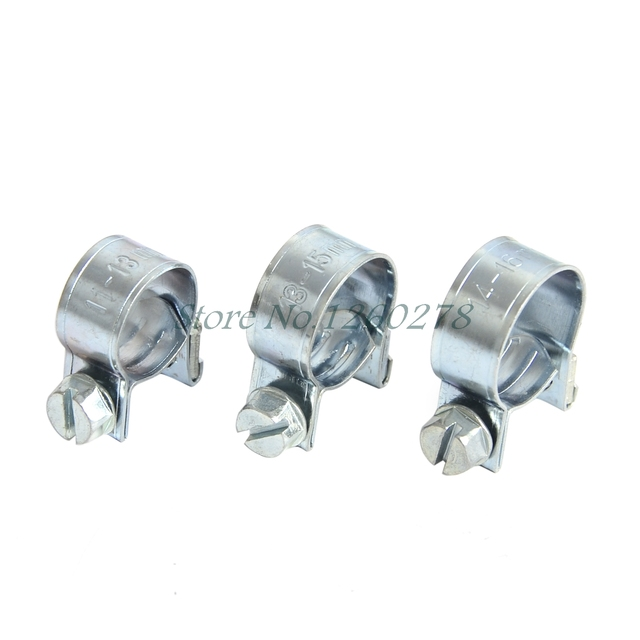 30PCS Fuel Injection Hose Pipe Clamp AUTO Fuel Clamps 1 4 5 16 3 8_640x640 30pcs fuel injection hose pipe clamp auto fuel clamps 1 4\