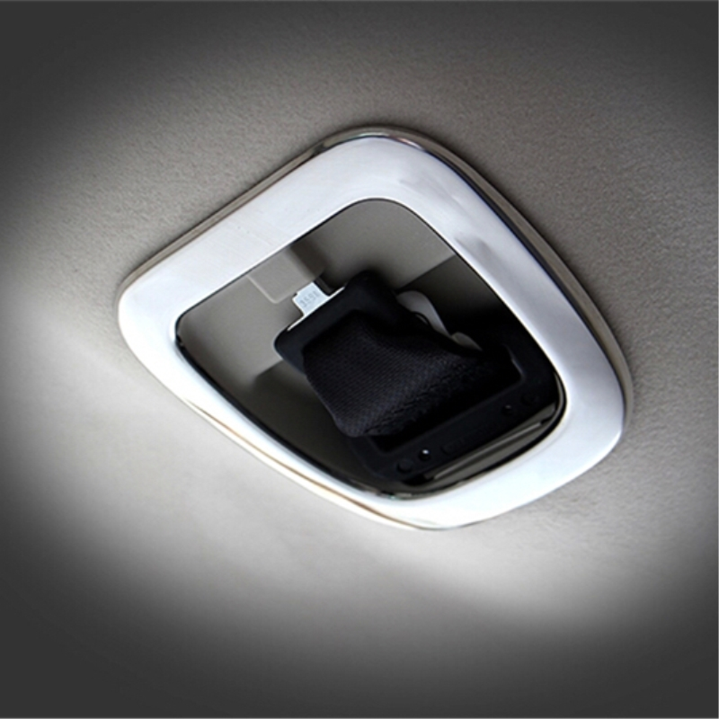 Seat Belt base Trim Ring For Mitsubishi Outlander 2013 2014 2015 2016 2017 2018 Stainless Steel Decorative Car Auto Accessories