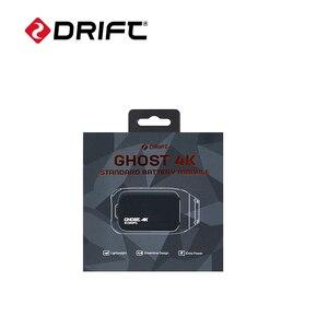 Image 5 - Drift Cámara de deportes de acción Módulo de batería estándar de 500mA para Ghost 4k Ghost X, batería extra de larga duración de 1500mA