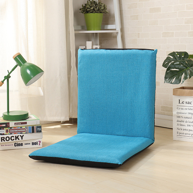 Japanese Lazy Sofa Tatami Single-person Folding Bed Small Sofa Back Chair Floating Window Chair Floor Chair Sofa Bed