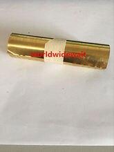 1 PC 真鍮金属薄膜シート 0.01/0.02/0.03/0.05/0.1/0.2/0.3 /0.5 ミリメートル × 100 ミリメートル × 1000 ミリメートル