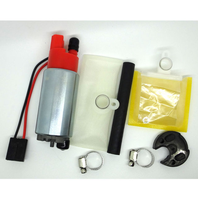 New LIFETIME Warranty In-Tank offset Inlet Fuel Pump and Kit 01-AD 2000 Acu raEL Base Sedan 4-Door