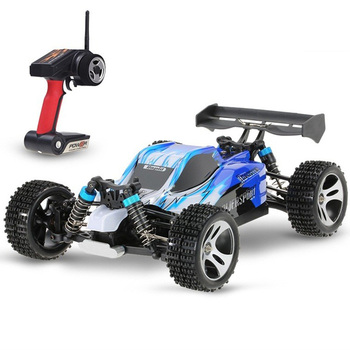 Wltoys A959 Car 1:18 Scale 2.4G 4WD RTR Off-Road Buggy High Speed Racing Car Remote Control Truck 4 wheel Climber Free Shipping