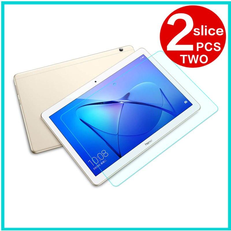 En Verre trempé membrane Pour Huawei Mediapad T3 10 Acier film Tablet Écran Protection Trempé ags-w09 l09 l03 9.6 cas t310