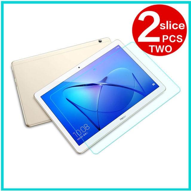 "Vidrio Templado membrana para Huawei Mediapad T3 10 DE ACERO película Tablet protección de pantalla templado ags-w09 l09 l03 9,6"" t310"