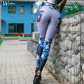 2017 Sexy Time Women Leggings Digital Printing Monster Pants Arrival Spring Knitted Casual Pants Sexy Girls Clothes Trousers