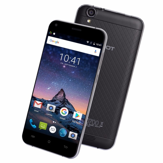Original CUBOT MANITO Android 6.0 MTK6737 Quad Core Smartphone 5.0 Inch 3GB RAM+16GB ROM Cell Phone 4G LTE 2350mAh Mobile Phone