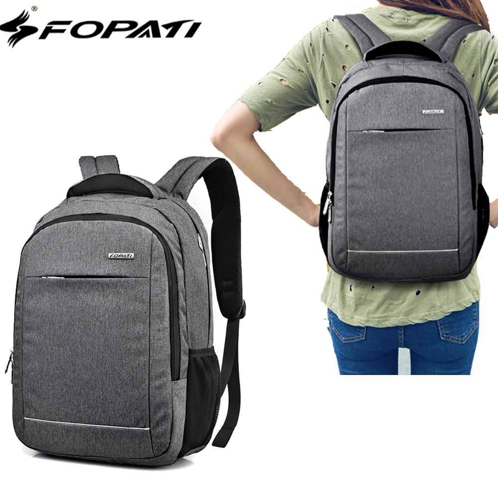 ФОТО Fashion Laptop Backpack 15.6 15 inch Laptop Bag mochila feminina escolares Bag Bookbag school backpack adolescent girls teenage