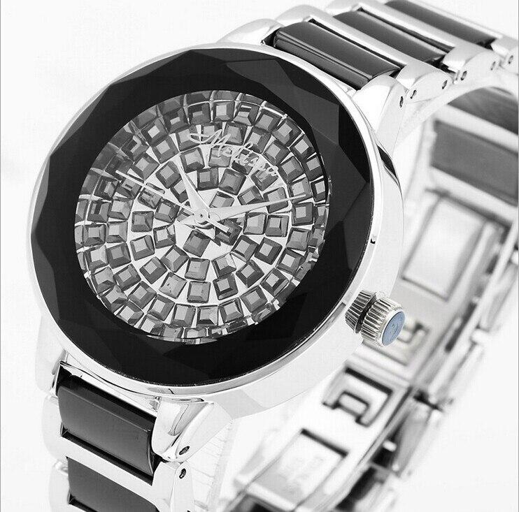 MELISSA Fashion Women Elegant Ceramic Bracelet Watches Japan Quartz Luxury Crystal Dress Wrist watch Analog Relogio Montre femme vintage fashion melissa flash crystals watches elegant fashion bangle bracelet wrist watch japan quartz reloj montre femme f8181