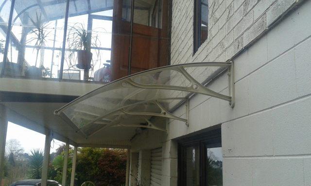 Aluminum Bracket Door Awnings,Door Awning Aluminum,Home Use Aluminum Door  Awning
