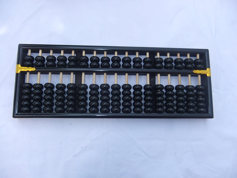 high quality old style WOODEN abacus black beads  Tool In Mathematics Education for student 17columns 7 beads xmf061 teaching mathematics in kenya