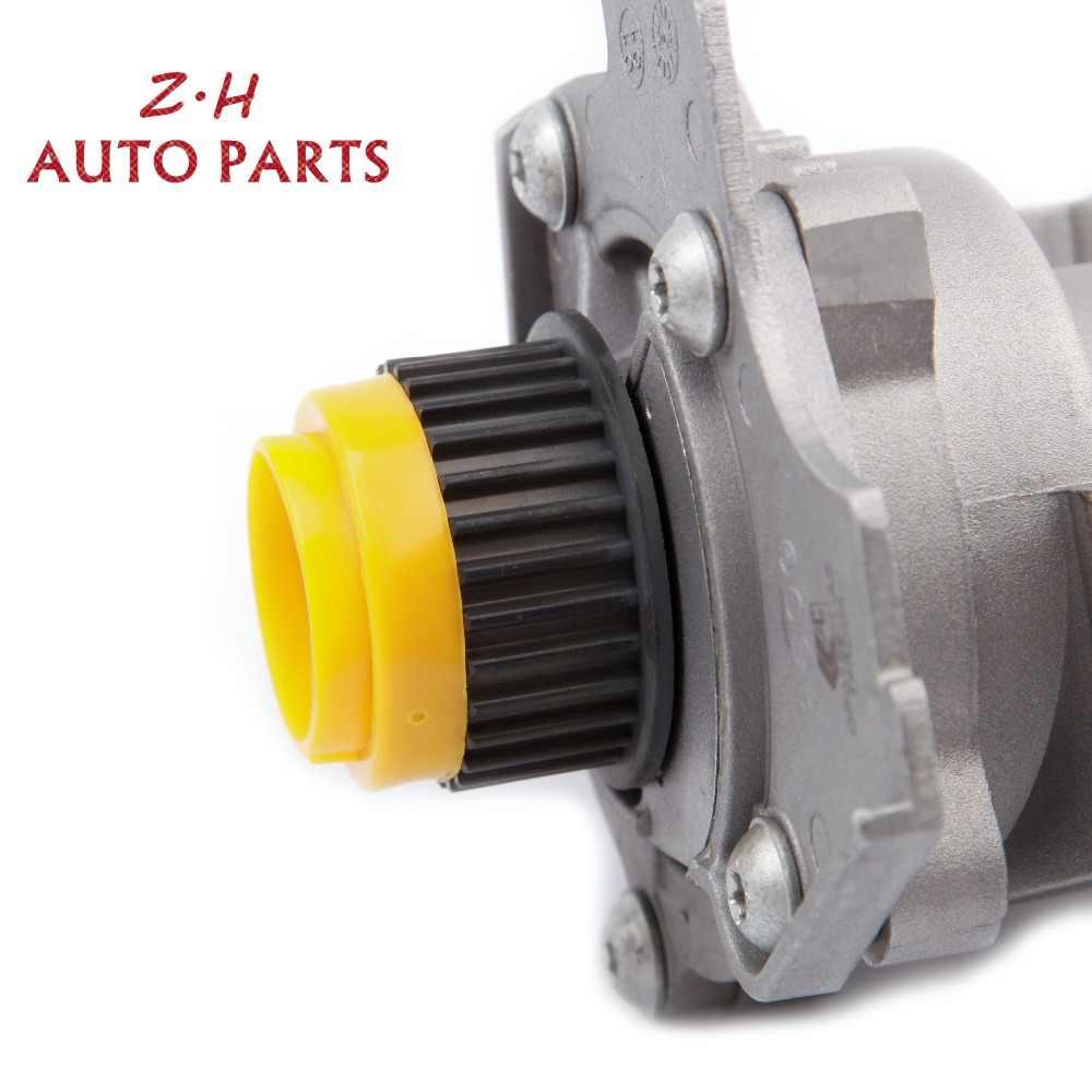 Новый Алюминий термостат Корпус & монтажный комплект для водяного насоса 06 H 121 026 T для Audi A4 A6 Q5 Q3 VW Passat Gold Jetta 1,8 т 2,0 65480 г