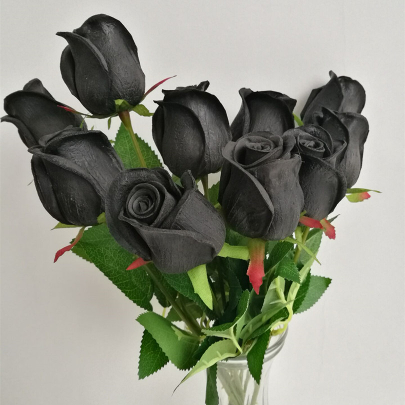 Hi, trông như những bông này được đốt thành tro đen rồi đem bán
