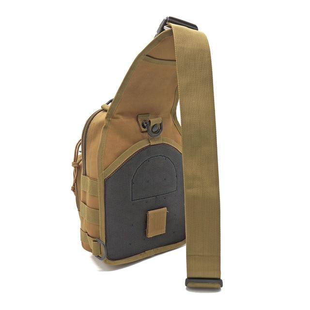 Hiking Trekking Backpack Sports Climbing Shoulder Bags Tactical Camping Hunting Daypack Fishing Outdoor Military Shoulder Bag 4