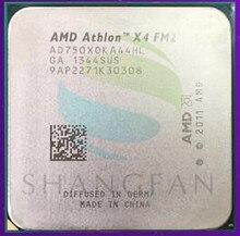 AMD Athlon II X4 750X X4 750 3,4G 65 Watt AD750XOKA44HL Quad-Core 65 Watt CPU Sockel FM2