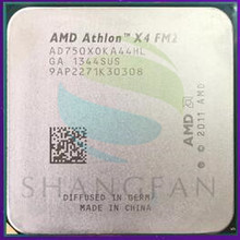 AMD AMD Athlon 730 X4 730X 2.8 GHz Quad-Core CPU Processor AD730XOKA44HJ Socket FM2