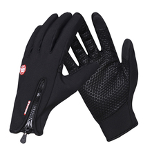 Upgrade Autumn Winter Windproof Ski Gloves Unisex Anti Static Snowboard Gloves Outdoor Sports Touch Screen Gloves