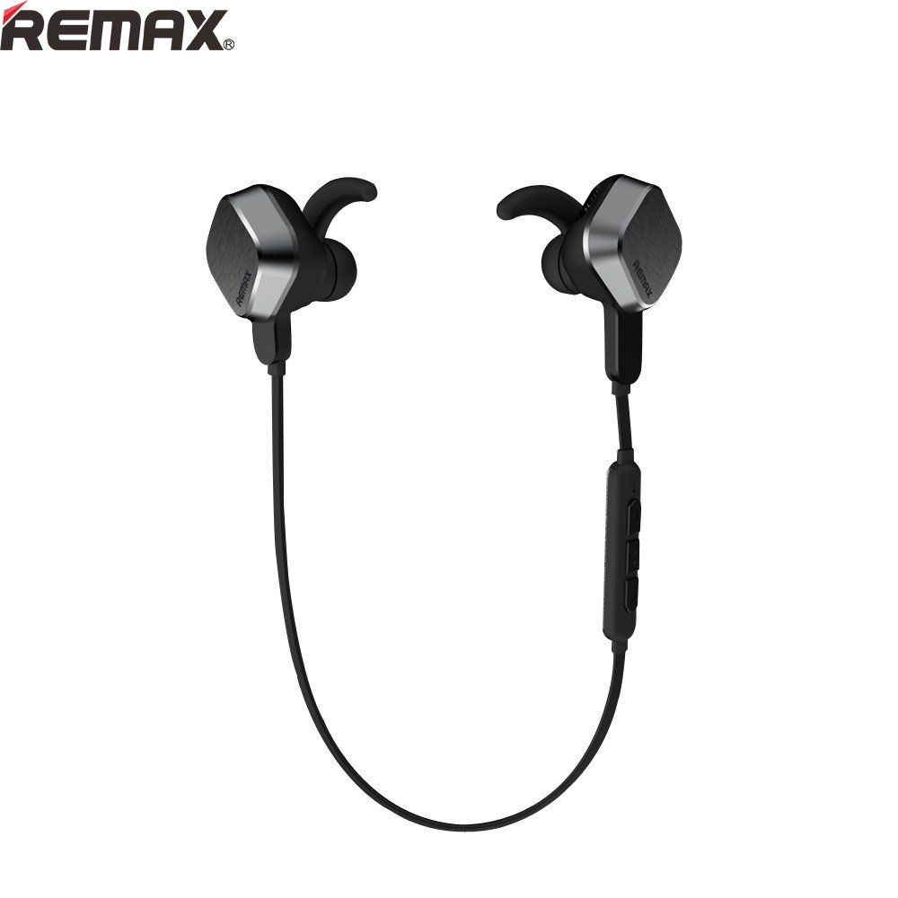 Original REMAX Magnet motion RM-S2 Bluetooth 4.1 Sport HeadPhones Adsorption Stereo EarPhone For Android Phone For IOS remax 2 in1 mini bluetooth 4 0 headphones usb car charger dock wireless car headset bluetooth earphone for iphone 7 6s android