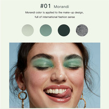 Get more info on the 4 Colors Eyeshadow Set Cosmetic Matte Eyeshadow Cream Makeup Palette shimmer eye shadow fashion Long Lasting  makeup eyeshadow