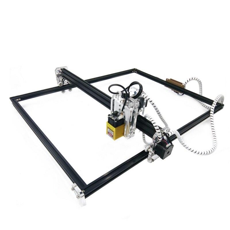 DIY Laser Cutting Machine 15W 65*50cm Big Area Wood Router Laser Engraving Machine Laser Carving Machine CNC Router