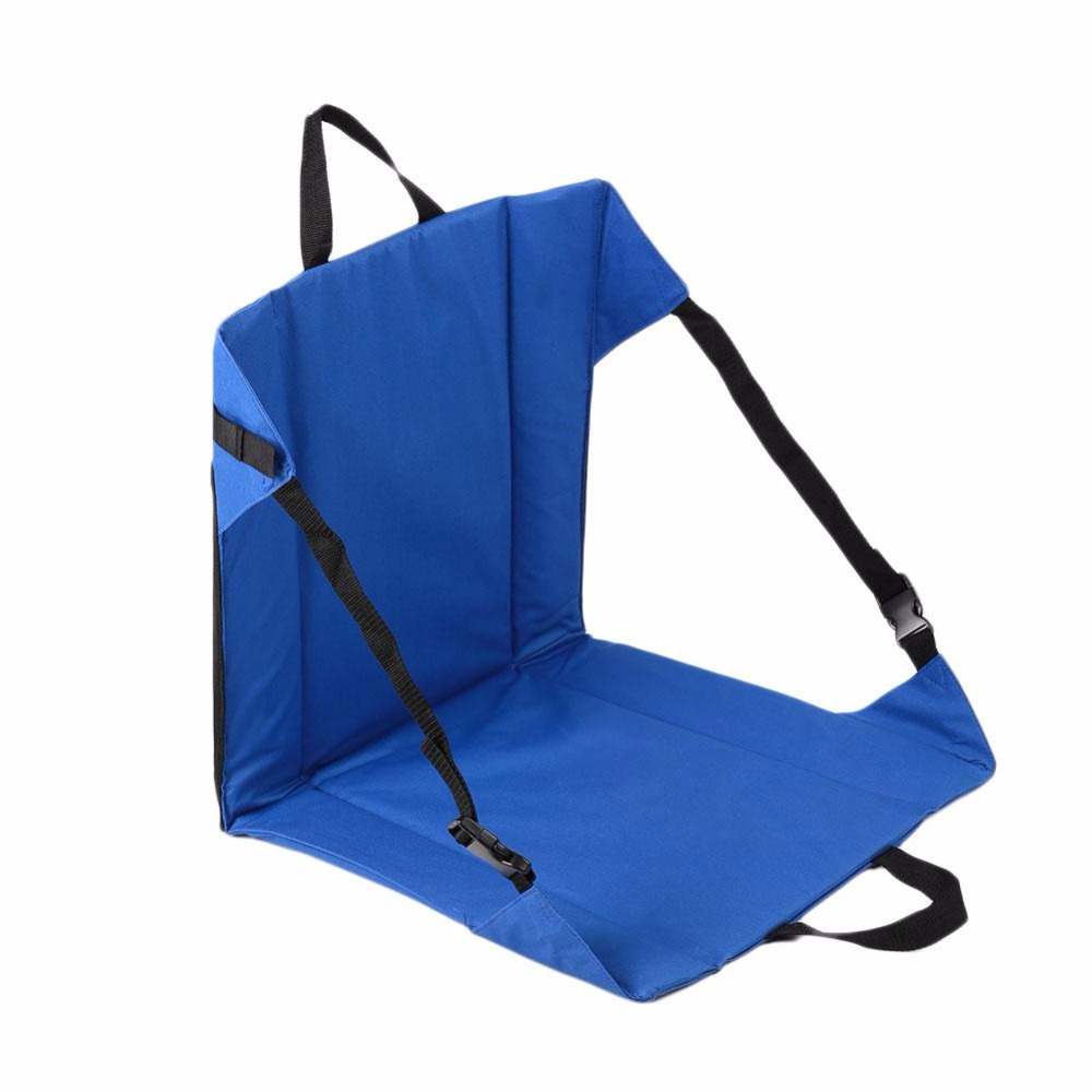 Lightweight camping chairs - Fishing Camping Chair Seat Lightweight Hiking Stool Seat Cushion Mat For Fishing Picnic Bbq Outdoor