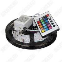 With 24keys Remote Controller 14 4 W M RGB LED Strip 5050 SMD Set 60leds Led