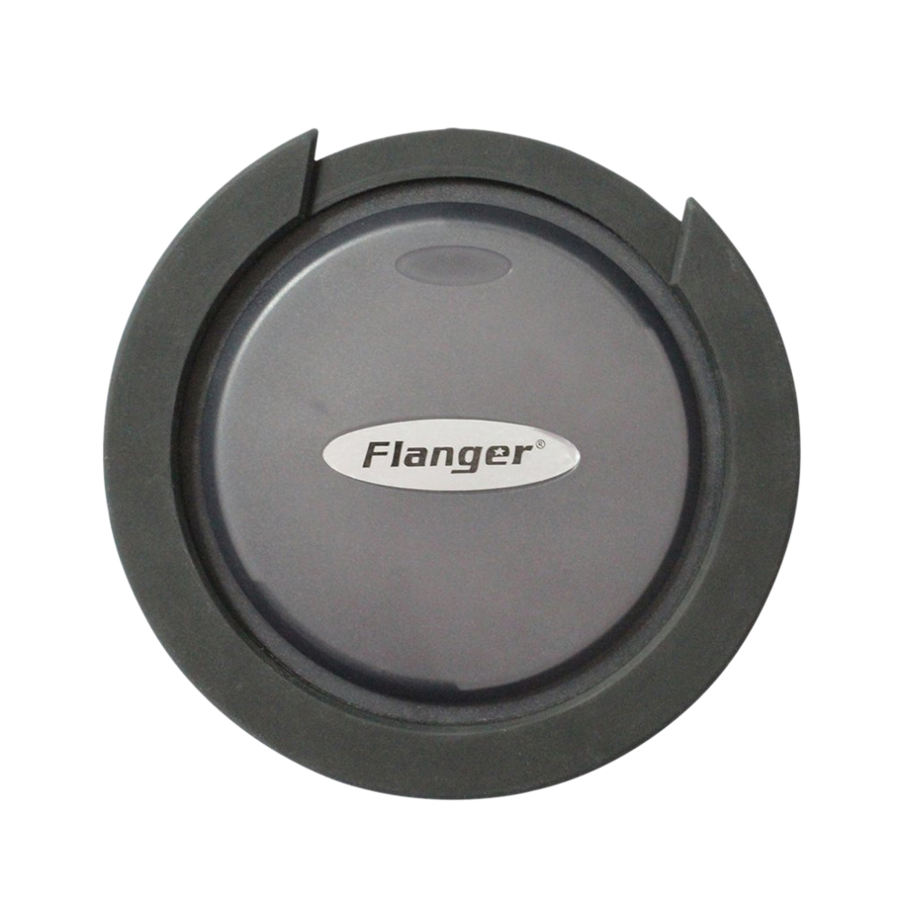 Flanger Professional ABS + PC Sound Hole Humidifier for Acoustic Guitars Quick & Easy Installation & Removal flanger professional pianist orthotics piano trainers
