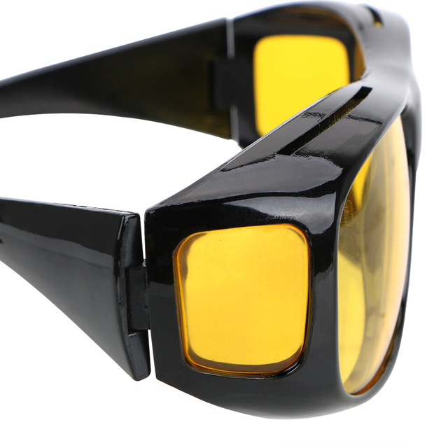 UV Protecting and Night Vision Sunglasses
