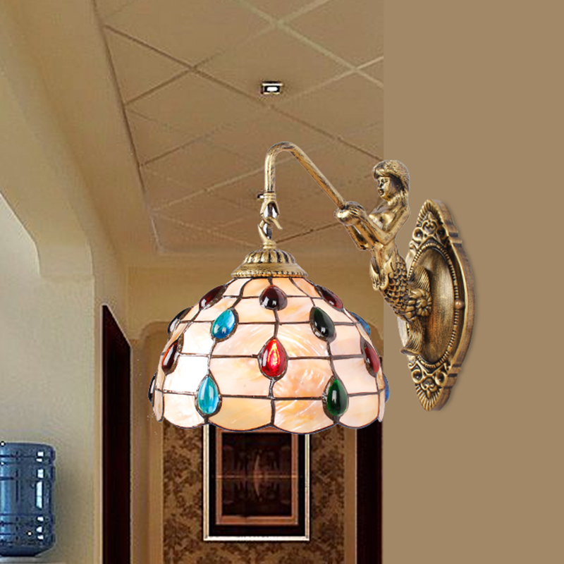 sea lamps seashell shell chandelier lamp designs regarding